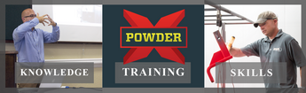 powder coating training